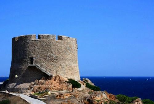 Santa Teresa Gallura - torre spagnola di Santa Teresa di Gallura