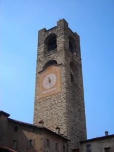 Torre Civica di Bergamo Alta