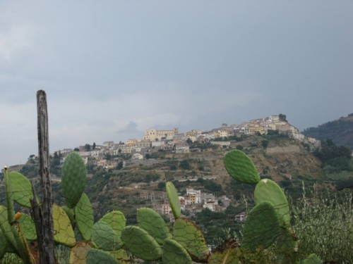 Castroreale - panoramica