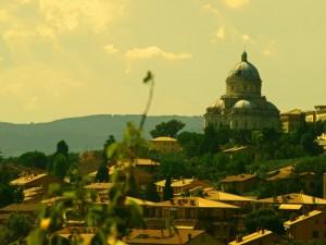 Verso Todi