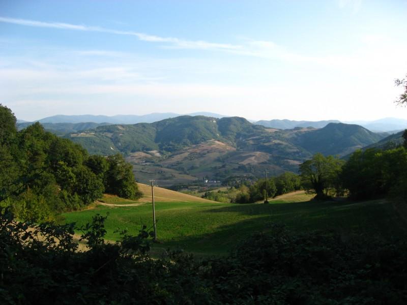 ''Dolci colline dell'Oltrepo''' - Rocca Susella