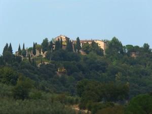 Il Castello di Monte Antico
