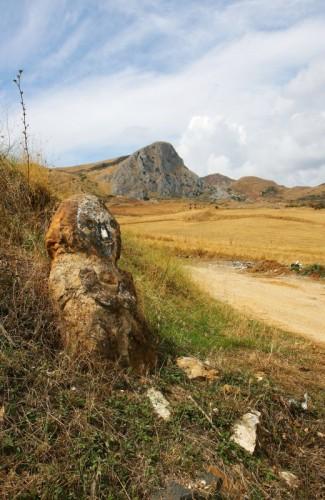 Mezzojuso - Rocca petrosa  da scoprire