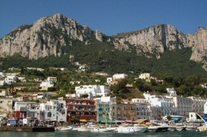 Welcome Capri !