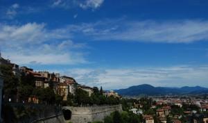 Bergamo,panorama.