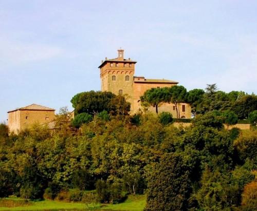 Pienza - Castel Bibbiano Cacciaconti