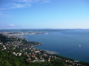 Panorama:la cità di Trieste