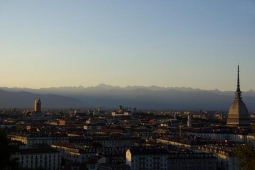 Torino - Luci dorate