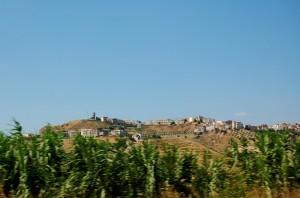 Rocca di Neto: panorama