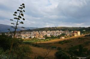 il paese di Santa  Fortunata