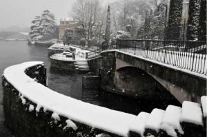 como sotto la neve