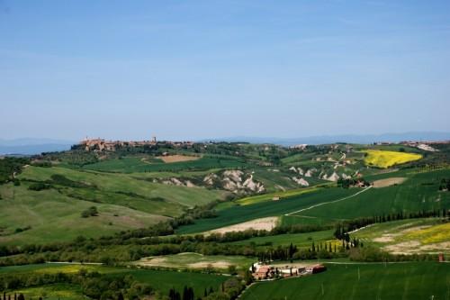 Pienza - I colori della Toscana