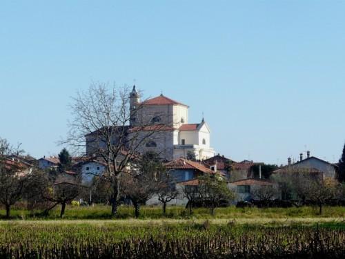 Romano Canavese - Panorama di Romano