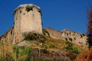 il castello di Cosenza