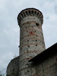 la torre del Castello Vecchio