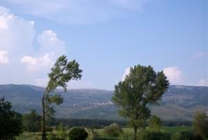 Macchioni..piccola frazione di Villa Santo Stefano