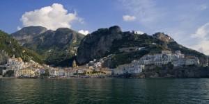 Amalfi…dall'alto!