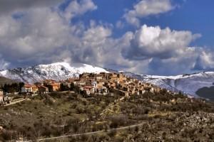 """Panorama """" Castelvecchio Calvisio """""""
