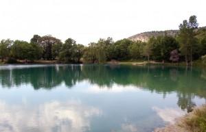 Il lago Sinizzo