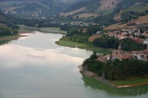 Mercatale, la frazione di Sassocorvaro