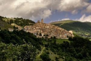 """Panorama """" Castel del Monte """""""