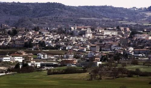 """San Demetrio ne' Vestini - Panorama """" San Demetrio ne Vestini """""""
