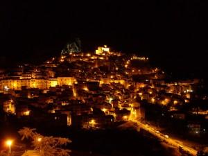 Nicosia di notte