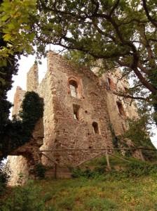antico castello….