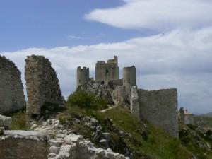 Il Castello di RoccaCalascio…….