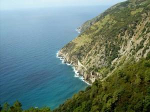 Vista da Porto Venere- Cinque Terre