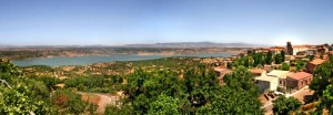 Panorama con vista