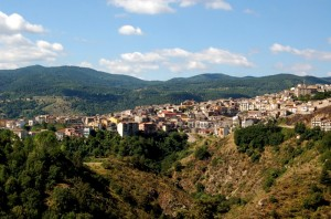 San Giovanni in Fiore: panorama