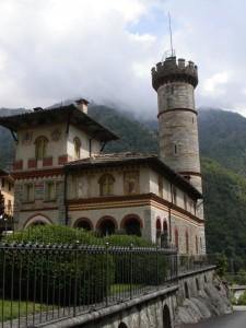 Rosazza, castello e torre guelfa