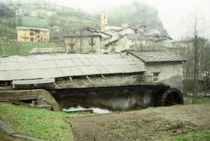 Canosio, Val Maira