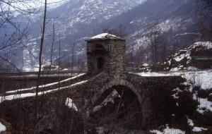 Forno, frazione di Lemie, Val di Lanzo