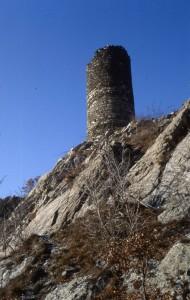 Garessio, torre saracena