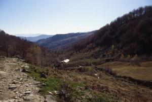 vallone di Gilba, comune di Brossasco, Val Varaita