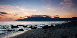 Salerno al tramonto!