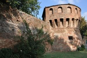 Rocca e mura di Castelguelfo
