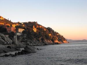 Panorama di Zoagli