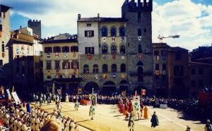 La Piazza del Saracino
