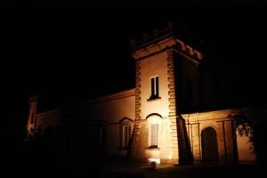 castello del verginese …di notte3