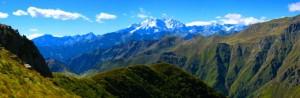 Il Monte Rosa da un'altro punto di vista