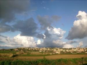 Il cielo sopra Tarquinia