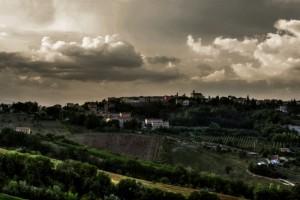 """Panorama """" Colmurano """""""