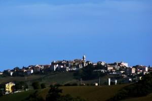 """Panorama """" Monte San Giusto """""""