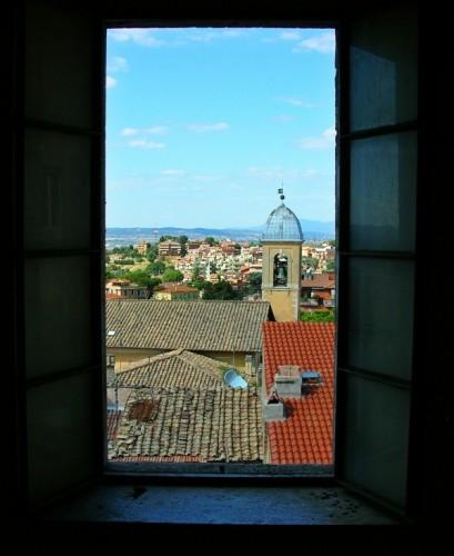 Monterotondo dalla finestra - Spiate dalla finestra ...
