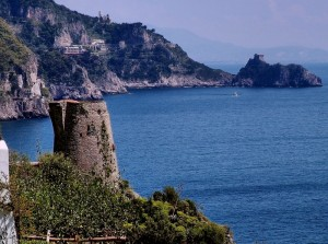 """Panorama da """"  Praiano """""""