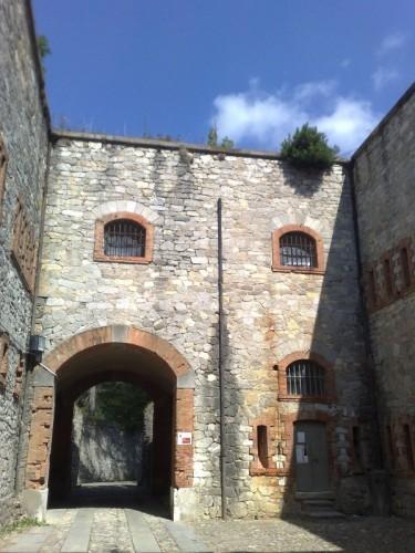 Pornassio - Colle di Nava (IM) Forte centrale Nava