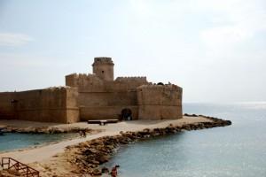 Le Castella - Castello nel mare